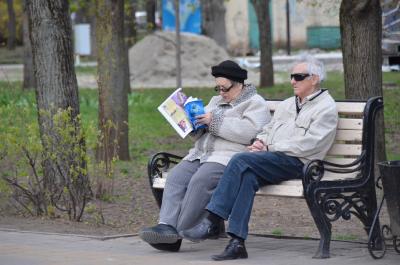 Капелька добра и теплоты жителям города