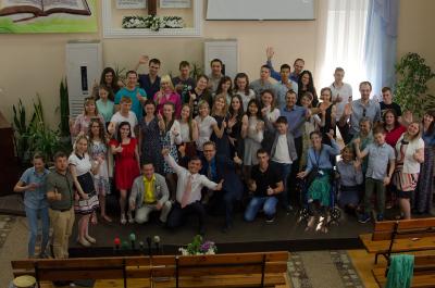 Жизнь для Христа на сто процентов