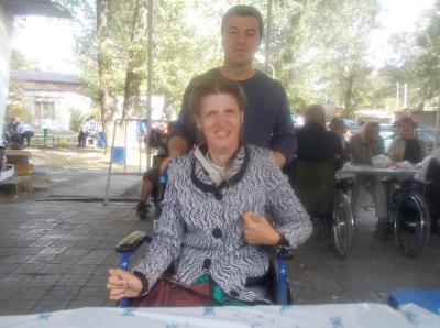 Волонтер православной организации