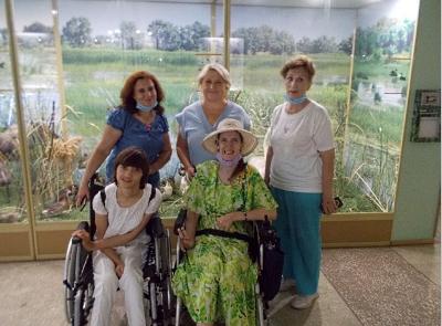Артефакты Азовского музея для необычных ростовчан